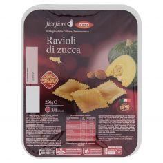 Coop-Ravioli di zucca 250 g