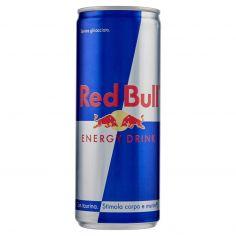 RED BULL-Red Bull Energy Drink 250 ml lattina