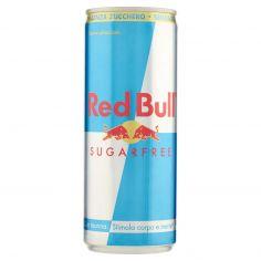 RED BULL-Red Bull Sugarfree 250 ml lattina