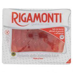 RIGAMONTI-Rigamonti Bresaola della Valtellina I.G.P. Punta d'Anca 90 g