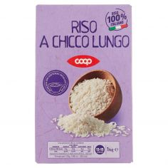 Coop-Riso a Chicco Lungo 1 kg
