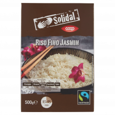 Coop-Riso Fino Jasmin 500 g