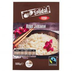 Coop-Riso Jasmine 500 g