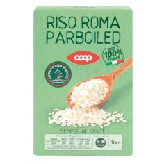 Coop-Riso roma parboiled 1kg