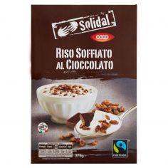 Coop-Riso Soffiato al Cioccolato 375 g