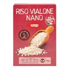 Coop-Riso vialone nano 1kg