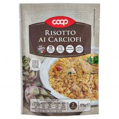Coop-Risotto ai Carciofi 175 g