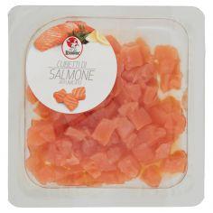 RIUNIONE-Riunione Cubetti di Salmone Affumicato 70 g