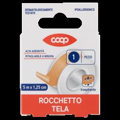 Coop-Rocchetto Tela 5 m x 1,25 cm 1 pz