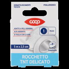 Coop-Rocchetto TNT Delicato 5 m x 2,5 cm 1 pz