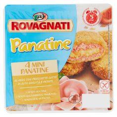 LE PANATINE-Rovagnati Panatine 4 Mini Panatine 4 x 45 g