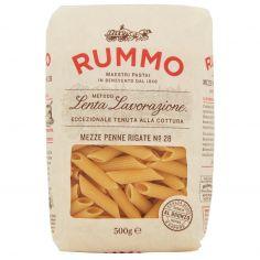 RUMMO-Rummo Mezze penne rigate n° 28 500 g