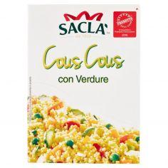 SACLA'-Saclà Cous Cous con Verdure 200 g