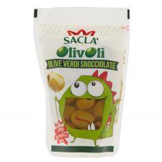 OLIVOLI'-Saclà Olivolì Olive Verdi Snocciolate 185 g