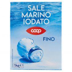 Coop-Sale Marino Iodato Fino 1 kg
