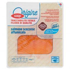 Coop-salmone scozzese affumicato 100 g