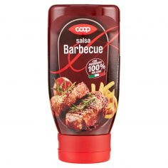 Coop-salsa Barbecue 270 g