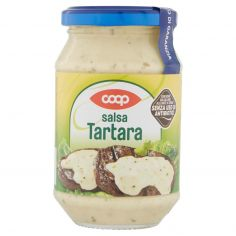 Coop-salsa Tartara 240 g