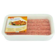 Coop-salsicce di tacchino pollo e suino 400 g