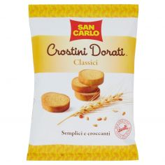 SAN CARLO-San Carlo Crostini Dorati Classici 75 g