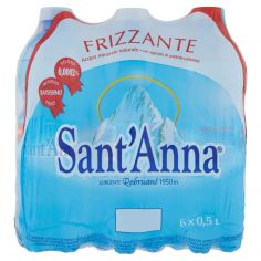 SANT'ANNA-Sant'Anna Frizzante Sorgente Rebruant 6 x 0,5 L