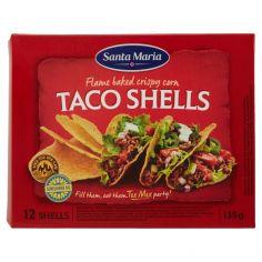 SANTA MARIA-Santa Maria Taco Shells 12 Shells 135 g