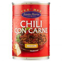 SANTA MARIA-Santa Maria Tex Mex Chili con Carne Medium 510 g
