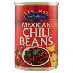 SANTA MARIA-Santa Maria Tex Mex Mexican Chili Beans 410 g