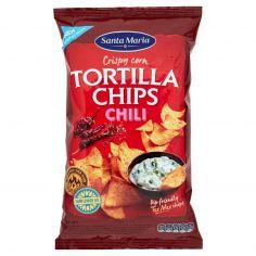 SANTA MARIA-Santa Maria Tortilla Chips Chili 185 g