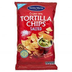 SANTA MARIA-Santa Maria Tortilla Chips Salted 185 g