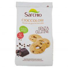SARCHIO-Sarchio Cioccolosi biscotti con gocce di cioccolato 200 g