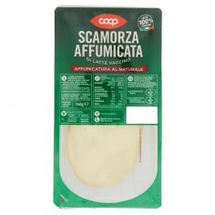 Coop-Scamorza Affumicata di Latte Vaccino 140 g