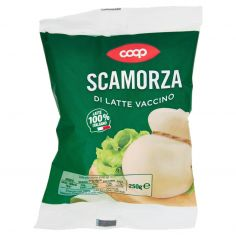 Coop-Scamorza di Latte Vaccino 250 g