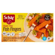 SCHAR-Schär Fish Fingers 10 x 30 g