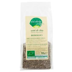 Coop-semi di chia (Salvia hispanica) Biologici 150 g