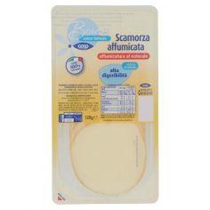 Coop-senza lattosio Scamorza affumicata alta digeribilità 120 g