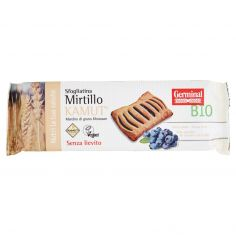 GERMINAL-Sfogliatina Mirtillo Germinal Bio 4 x 50 g