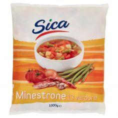 SICA-Sica Minestrone 13 verdure 1000 g