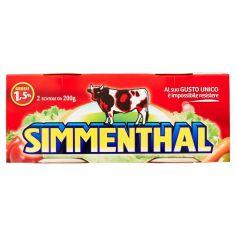 SIMMENTHAL-Simmenthal 2 x 200 g
