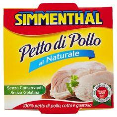 SIMMENTHAL-Simmenthal Petto di Pollo al Naturale 133 g