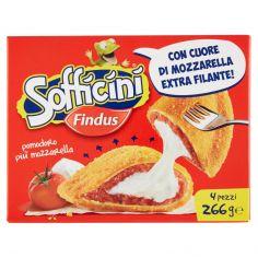 SOFFICINI-Sofficini Findus 4 Sofficini Pomodoro Più Mozzarella 266 g