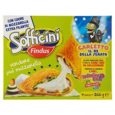 SOFFICINI-Sofficini Findus 4 Sofficini Verdure Più Mozzarella 266 g