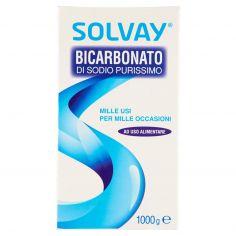 SOLVAY-Solvay Bicarbonato di Sodio Purissimo 1000 g
