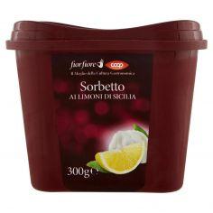 Coop-Sorbetto ai Limoni di Sicilia 300 g