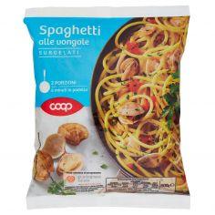 Coop-Spaghetti alle vongole Surgelati 600 g