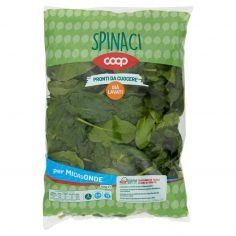 Coop-Spinaci 400 g