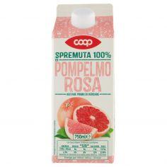 Coop-Spremuta 100% di Pompelmo Rosa 750 ml