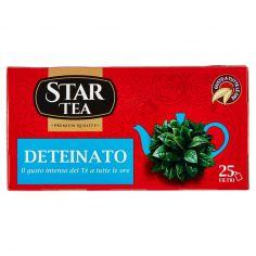 STAR-Star Tea Deteinato 25 x 1,5 g