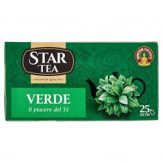 STAR-Star Tea Verde 25 x 1,6 g