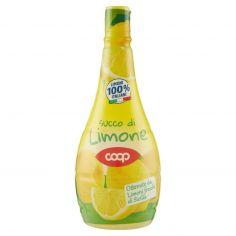 Coop-Succo di Limone 200 ml